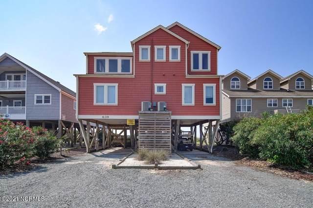 639 Ocean Boulevard W, Holden Beach, NC 28462 (MLS #100282316) :: RE/MAX Essential