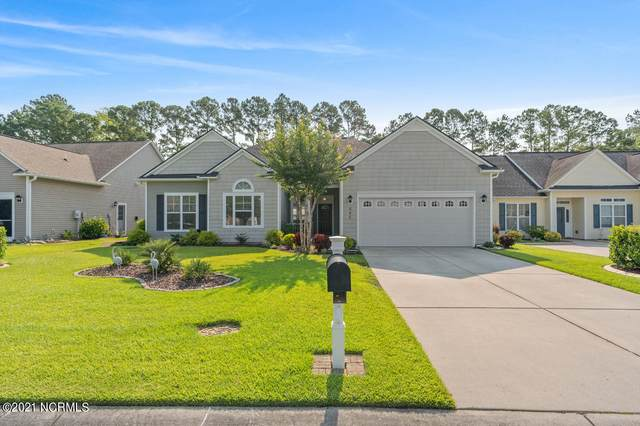 642 Meadowbrook Lane NW, Calabash, NC 28467 (MLS #100282533) :: The Oceanaire Realty