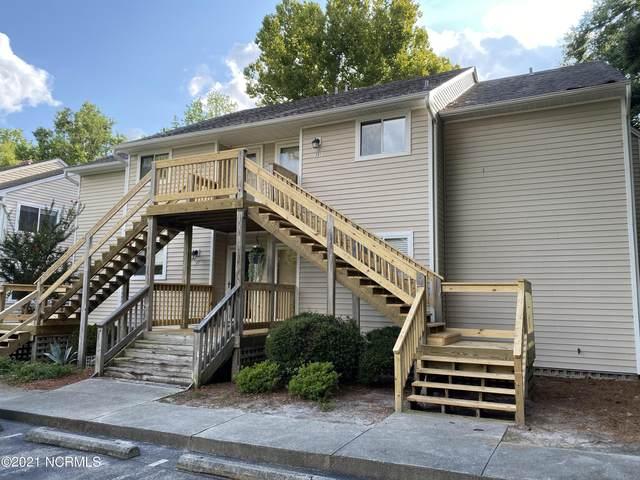 402 Forest Park Road #201, Wilmington, NC 28409 (MLS #100282661) :: CENTURY 21 Sweyer & Associates