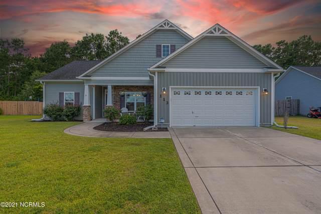 113 Stonecroft Lane, Jacksonville, NC 28546 (MLS #100282665) :: Watermark Realty Group