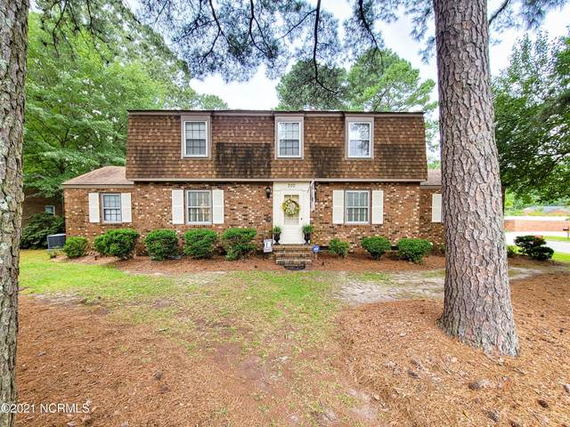 300 S Englewood Drive, Rocky Mount, NC 27804 (MLS #100282667) :: Lynda Haraway Group Real Estate