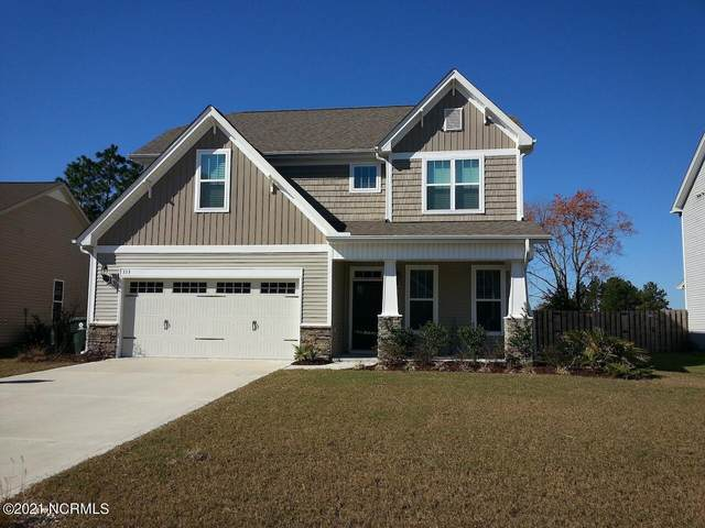 333 Belvedere Drive, Holly Ridge, NC 28445 (MLS #100282675) :: Courtney Carter Homes