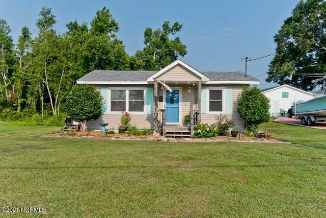 243 Old Hwy 58, Cedar Point, NC 28584 (MLS #100282772) :: CENTURY 21 Sweyer & Associates