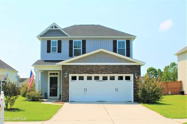 5005 W Chandler Heights Drive, Leland, NC 28451 (MLS #100282820) :: The Tingen Team- Berkshire Hathaway HomeServices Prime Properties