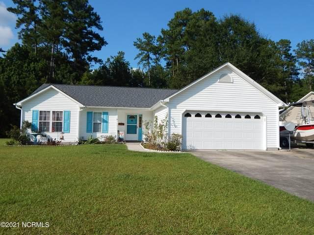 501 Jacqueline Drive, Havelock, NC 28532 (MLS #100282825) :: Berkshire Hathaway HomeServices Hometown, REALTORS®