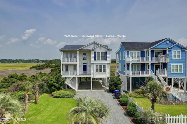 960 Ocean Boulevard W, Holden Beach, NC 28462 (MLS #100282852) :: Lynda Haraway Group Real Estate