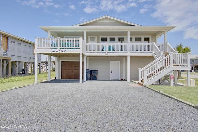 368 Ocean Boulevard W, Holden Beach, NC 28462 (MLS #100282904) :: The Oceanaire Realty