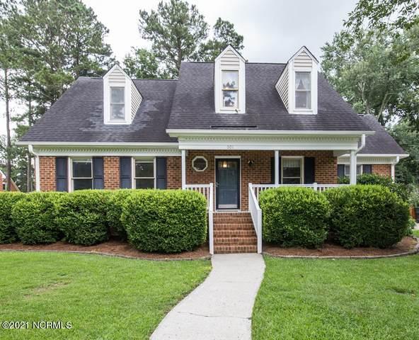 601 Winstead Road, Greenville, NC 27834 (MLS #100283022) :: Watermark Realty Group