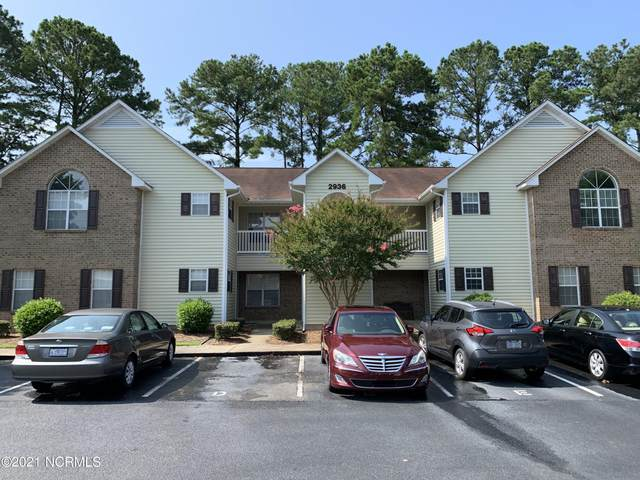 2936 Mulberry Lane B, Greenville, NC 27858 (MLS #100283138) :: RE/MAX Elite Realty Group