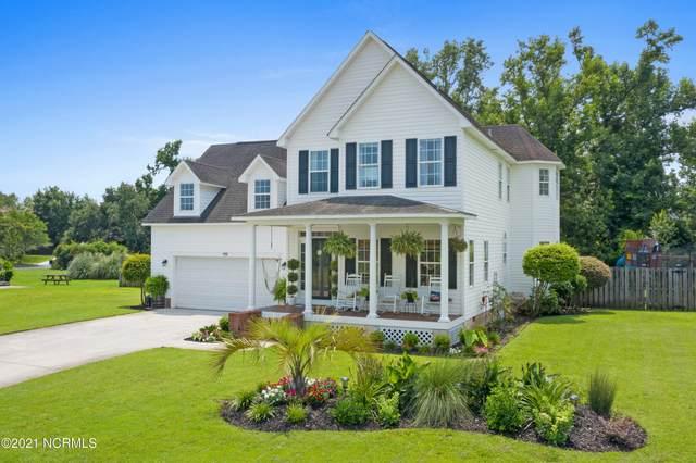 204 Krystal Pond Drive, Wilmington, NC 28411 (MLS #100283169) :: The Cheek Team