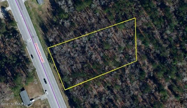 Tbd Us Hwy 258, Jacksonville, NC 28540 (MLS #100283207) :: Frost Real Estate Team