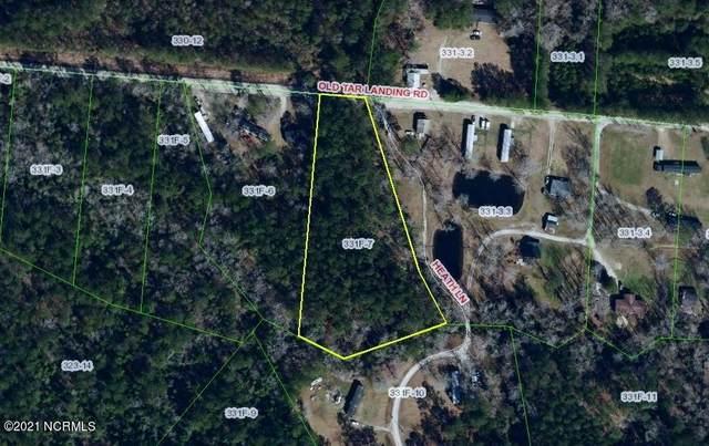 000 Old Tar Landing Road, Jacksonville, NC 28540 (MLS #100283212) :: Frost Real Estate Team