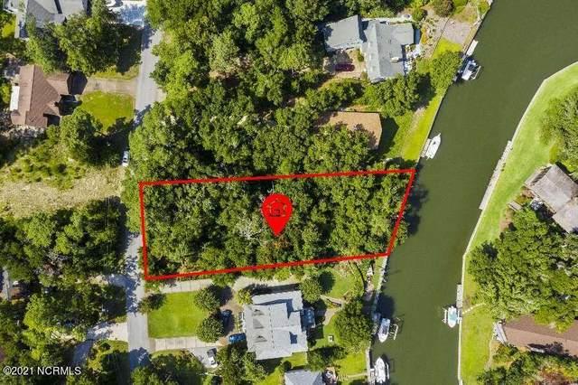 158 Arborvitae Drive, Pine Knoll Shores, NC 28512 (MLS #100283366) :: RE/MAX Elite Realty Group