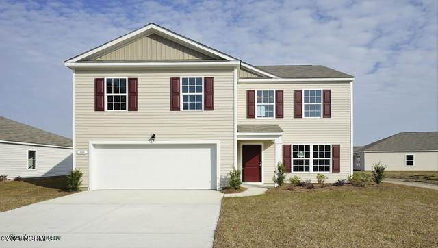 9354 Vineyard Grove Lane NE Lot 19, Leland, NC 28451 (MLS #100283471) :: Holland Shepard Group