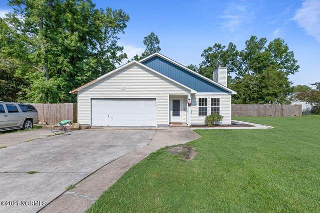 113 Sweetwater Drive, Jacksonville, NC 28540 (MLS #100283549) :: The Oceanaire Realty