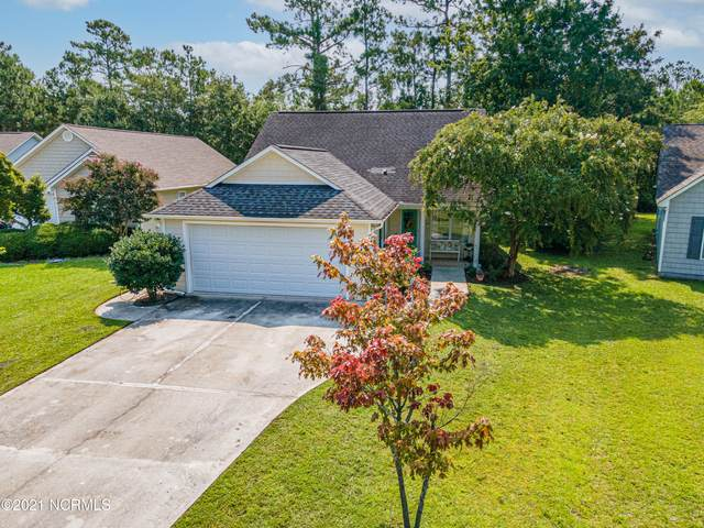 114 Holly Tree Lane, Hampstead, NC 28443 (MLS #100283731) :: The Oceanaire Realty