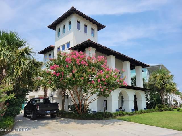 417 Oceana Way, Carolina Beach, NC 28428 (MLS #100283858) :: CENTURY 21 Sweyer & Associates
