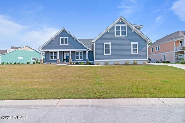 707 Lake Catherine Drive, Holly Ridge, NC 28445 (MLS #100284049) :: The Oceanaire Realty