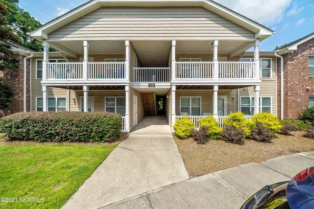 4420 Jay Bird Circle Unit 204, Wilmington, NC 28412 (MLS #100284312) :: David Cummings Real Estate Team