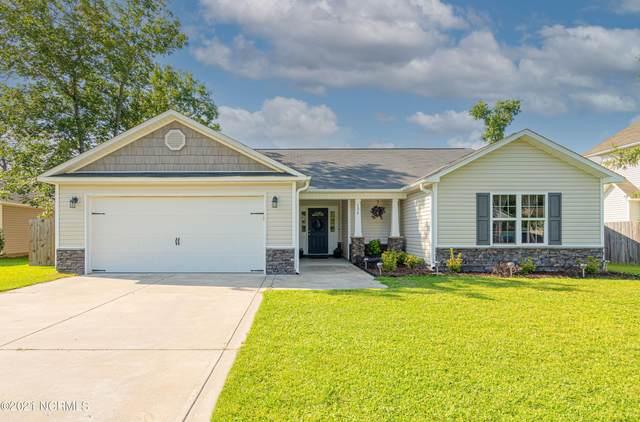 126 Braeburn Boulevard, Richlands, NC 28574 (MLS #100284832) :: Shapiro Real Estate Group