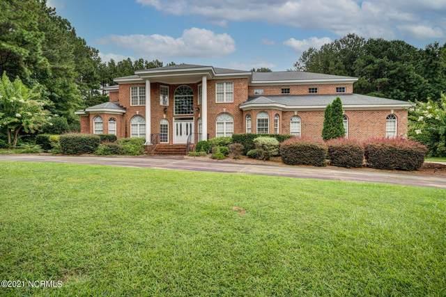 1029 Falling River Walk, Rocky Mount, NC 27804 (MLS #100285548) :: Berkshire Hathaway HomeServices Prime Properties