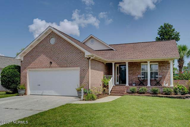 120 Lighthouse Drive, Carolina Beach, NC 28428 (MLS #100285761) :: Berkshire Hathaway HomeServices Prime Properties