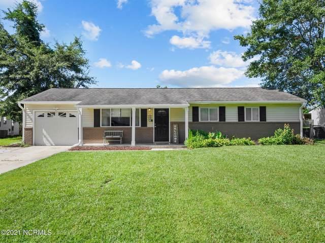 414 Ramsey Drive, Jacksonville, NC 28540 (MLS #100285975) :: David Cummings Real Estate Team