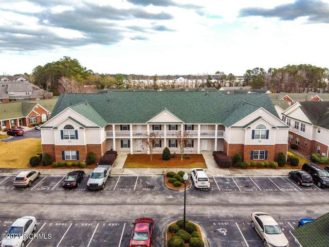 1608 Willoughby Park Court #3, Wilmington, NC 28412 (MLS #100286038) :: Holland Shepard Group