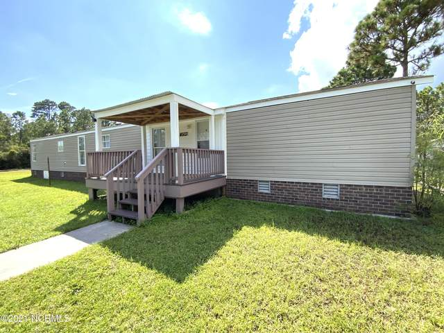 4503 Reich Way SE, Southport, NC 28461 (MLS #100286516) :: Berkshire Hathaway HomeServices Hometown, REALTORS®