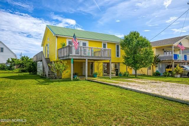 1208 N New River Drive, Surf City, NC 28445 (MLS #100286664) :: David Cummings Real Estate Team
