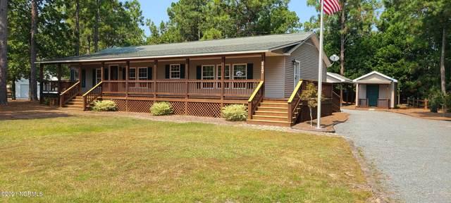 117 Topsail Lake Drive, Hampstead, NC 28443 (MLS #100286715) :: Vance Young and Associates