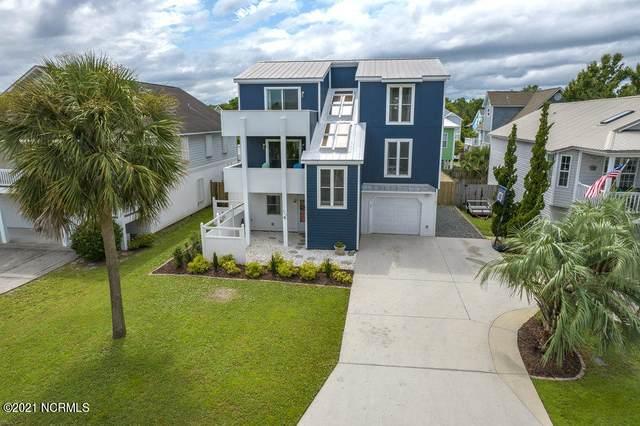 919 Searidge Lane, Carolina Beach, NC 28428 (MLS #100286772) :: Frost Real Estate Team