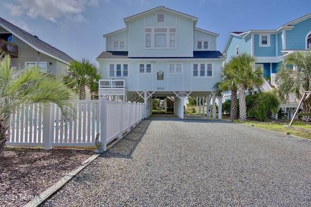 1033 Ocean Boulevard W, Holden Beach, NC 28462 (MLS #100287269) :: Berkshire Hathaway HomeServices Prime Properties