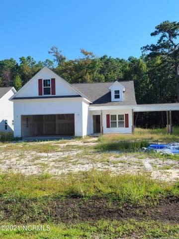 1295 Dan Owen Drive, Hampstead, NC 28443 (MLS #100287506) :: The Tingen Team- Berkshire Hathaway HomeServices Prime Properties