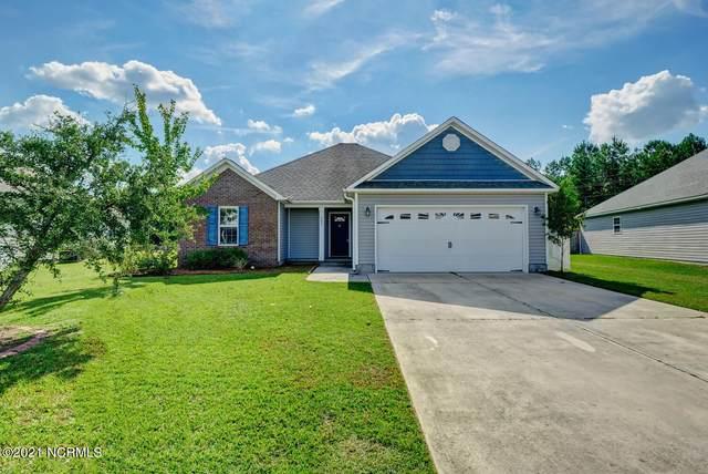 309 Hughes Lane, Jacksonville, NC 28546 (#100287555) :: Rachel Kendall Team