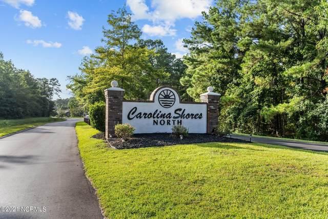 101 Northeast Drive NW, Calabash, NC 28467 (MLS #100288076) :: David Cummings Real Estate Team