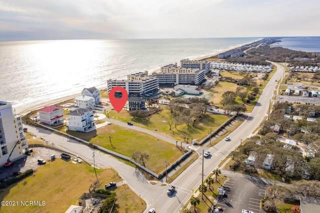 120 Ocean Bluff Drive, Indian Beach, NC 28512 (MLS #100288084) :: Berkshire Hathaway HomeServices Prime Properties