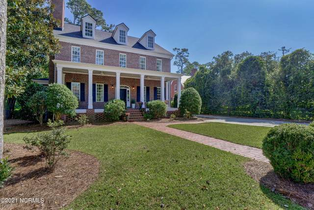 19 Forest Hills Drive, Wilmington, NC 28403 (MLS #100288095) :: Lynda Haraway Group Real Estate