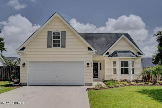 520 Maple Branches Drive SE, Belville, NC 28451 (MLS #100288374) :: Holland Shepard Group