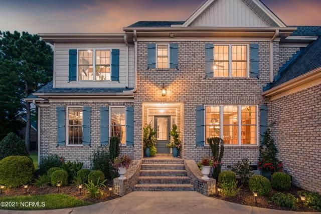 3600 Hawick Place, Greenville, NC 27834 (MLS #100288445) :: Coldwell Banker Sea Coast Advantage