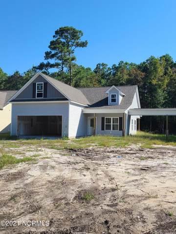 1271 Dan Owen Drive, Hampstead, NC 28443 (MLS #100288553) :: Barefoot-Chandler & Associates LLC