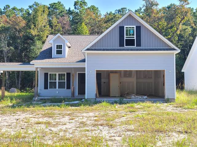 1281 Dan Owen Drive, Hampstead, NC 28443 (MLS #100288556) :: Barefoot-Chandler & Associates LLC