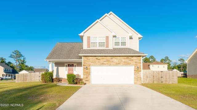 401 Sundown Court, Hubert, NC 28539 (MLS #100288605) :: Berkshire Hathaway HomeServices Prime Properties
