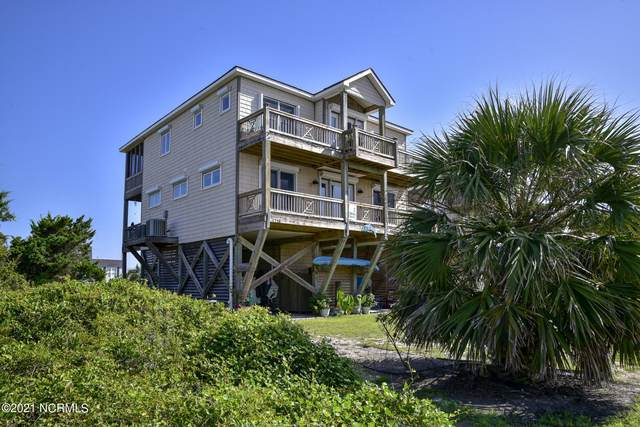 1718 W Dolphin Drive, Oak Island, NC 28465 (MLS #100288674) :: Barefoot-Chandler & Associates LLC