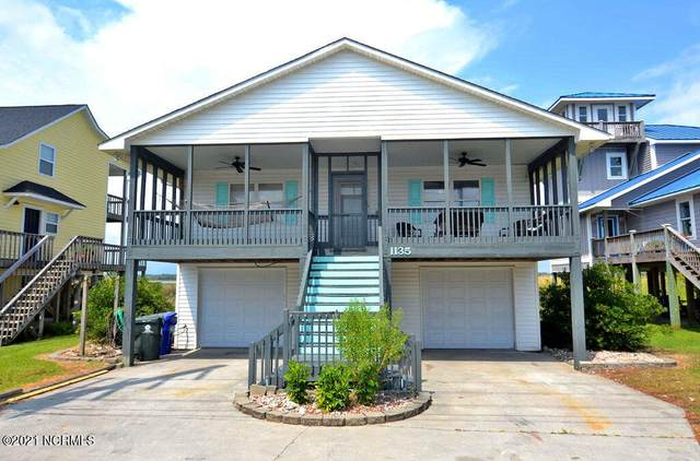 1135 S Topsail Drive, Surf City, NC 28445 (MLS #100288812) :: Berkshire Hathaway HomeServices Prime Properties