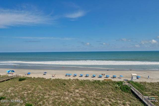 1615 S Lake Park Boulevard Unit 607, Carolina Beach, NC 28428 (MLS #100289104) :: Coldwell Banker Sea Coast Advantage