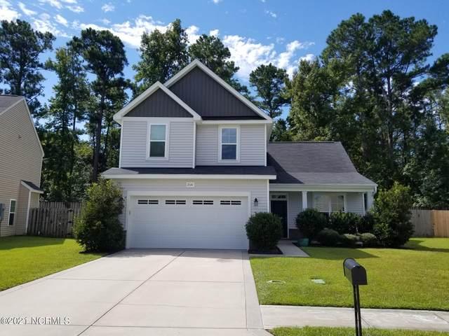 2141 Willow Creek Lane, Leland, NC 28451 (MLS #100289224) :: Shapiro Real Estate Group