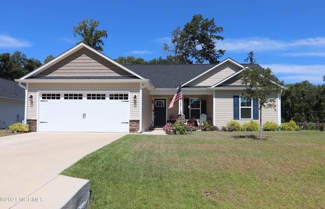 123 Waterford Way, Maysville, NC 28555 (MLS #100289477) :: Frost Real Estate Team