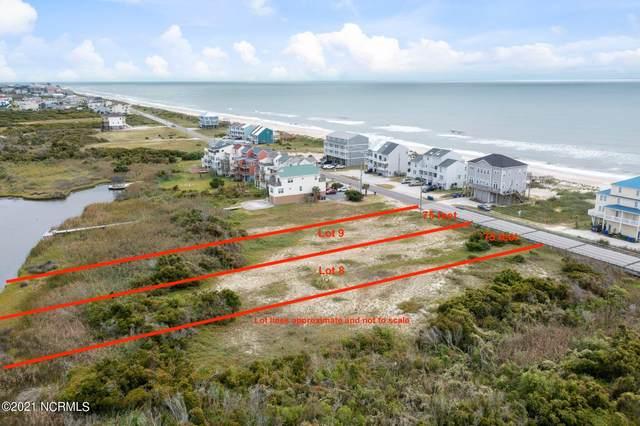 Lots 8 & 9 New River Inlet Road, North Topsail Beach, NC 28460 (MLS #100289829) :: Shapiro Real Estate Group