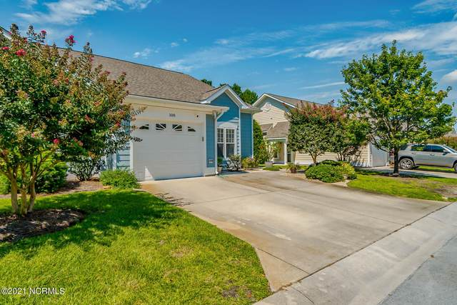108 Treasure Cove, Newport, NC 28570 (MLS #100289981) :: Vance Young and Associates